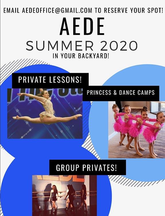 AEDE Summer 2020